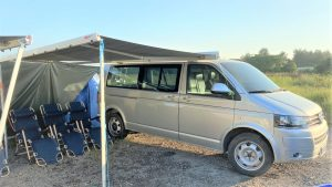 一台露營車